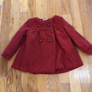 Tahari Baby red jacket size 12m